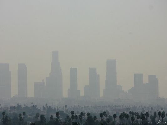 95% of world's population breathing unhealthy air