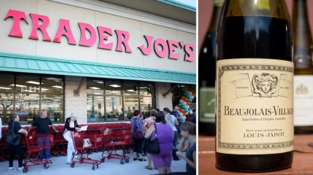 The 10 best wines from Trader Joe's for spring