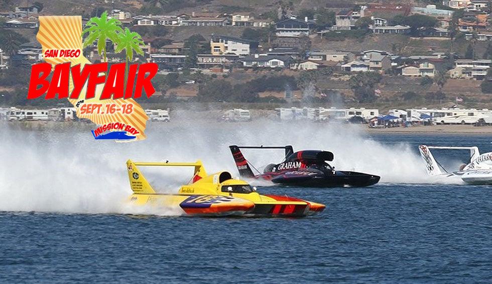 San Diego Bayfair - Sept 16th - 18th | 1007sandiego com